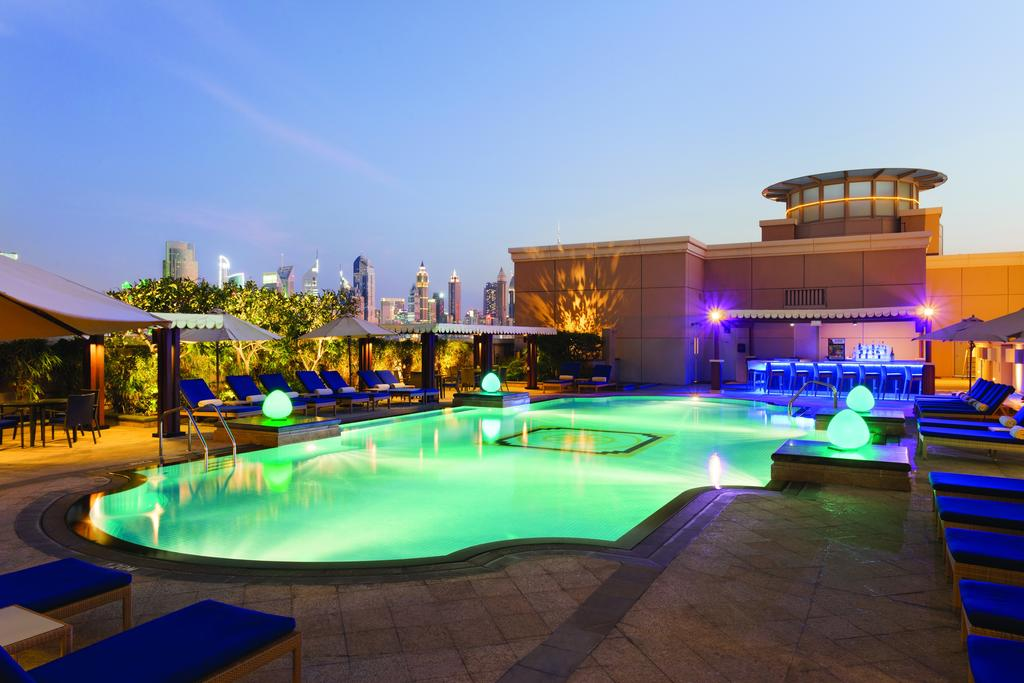 Information about 3 and 4 star hotels in Dubai