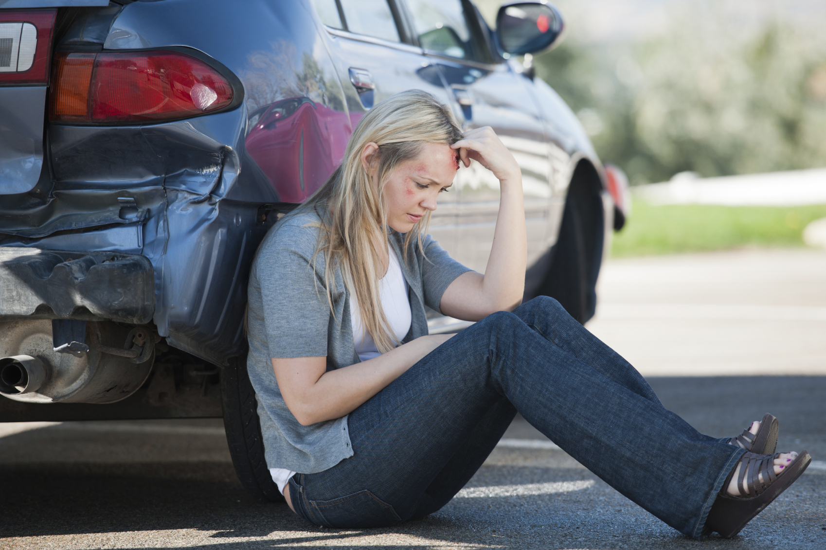 Tips for preventing an accident while driving