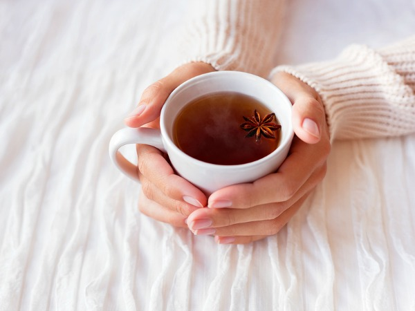 How drinking a cup of tea gives an instant energy boost to the body