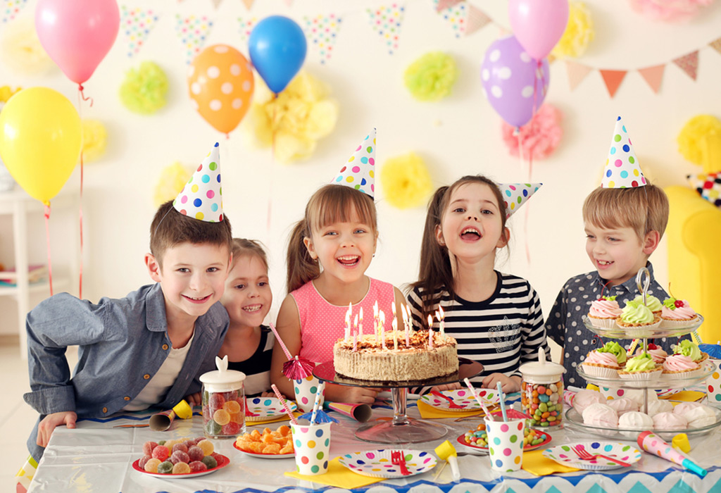 Top 4 tips to help you plan the best birthday party for your kid