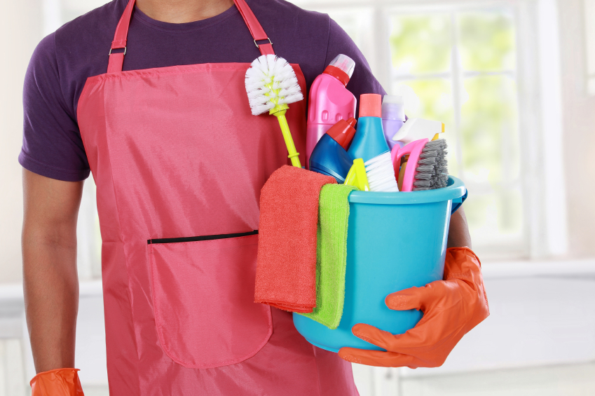A few efficacious tips to clean your place vigorously